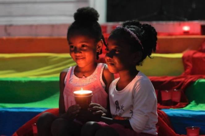 Photo courtesy of Michael A Leonard — at St. George's Cathedral. Guyana. Via SASOD - Guyana.